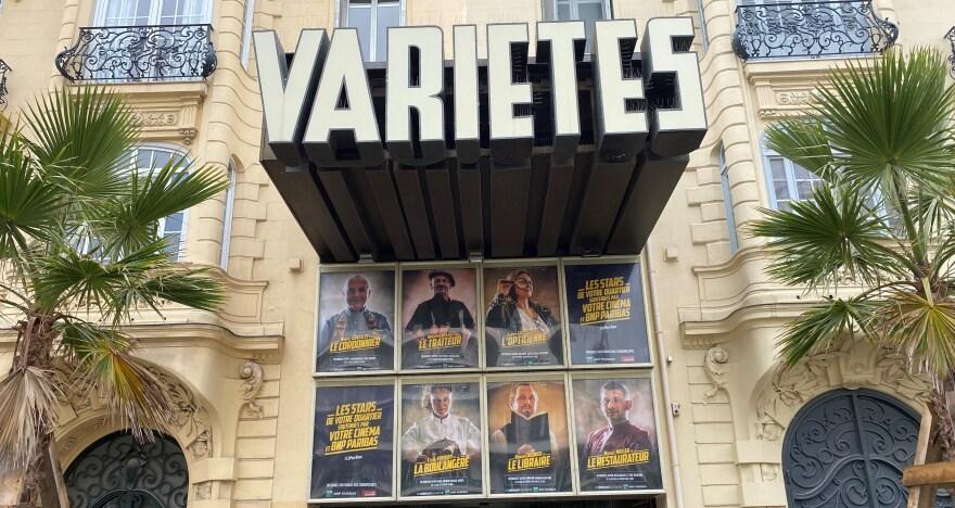 Cinéma Variétés de Nice