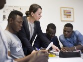 Aider les réfugiés mineurs non accompagnés dans leur insertion socio-professionnelle