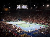 Kick-off of the BNP Paribas Masters of Paris Bercy