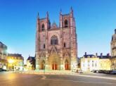 Un dispositif de dons mis en place par la Fondation BNP Paribas pour la restauration de la cathédrale de Nantes