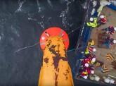 Mission Océan Austral: opérations délicates aux abords des îles Kerguelen