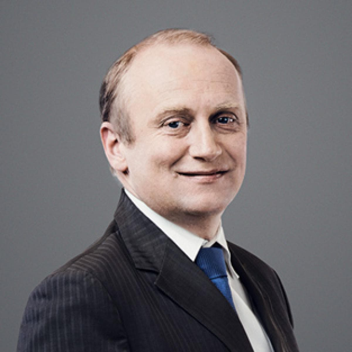 laurent david chief executive officer of bnp paribas personal