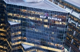 "BNP Paribas, the 6th ""most admired bank in the world"""
