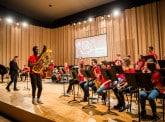 Orquestra Geraçao, quelques notes de musique dans la partition Dream Up !