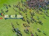 #Act4SDGs : Journée Mondiale d'Action en faveur des Objectifs Mondiaux