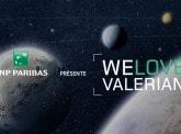 Visitez le tournage de Valérian, le prochain film de Luc Besson !