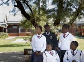 Dream Up:Shakespeare arrives in South Africa