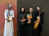 Le nouvel album d'Ablaye Cissoko avec l'Ensemble Constantinople